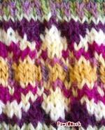 Not so good stranded knit