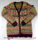 Dogwood Blossoms Cardigan