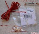 ネックレスの材料。紐、マグネット、輪っか等