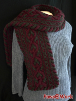 Riversible Scarf  H