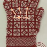 サンカ手袋 練習1