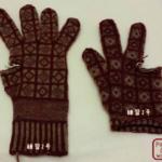 サンカ手袋練習:2号と3号