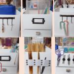 編み物道具の収納