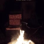 焚き火台とイス