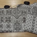Peace (ノルウェーの編みこみセーター)
