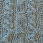 緩まない裏編み比較