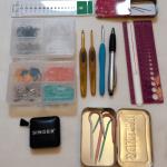 編み物道具箱:中身 2