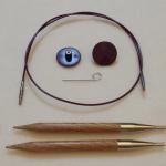 Knit Pick 付け替えしき輪針 - セット内容
