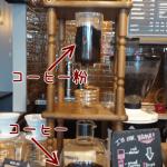 ウォータードリップコーヒー